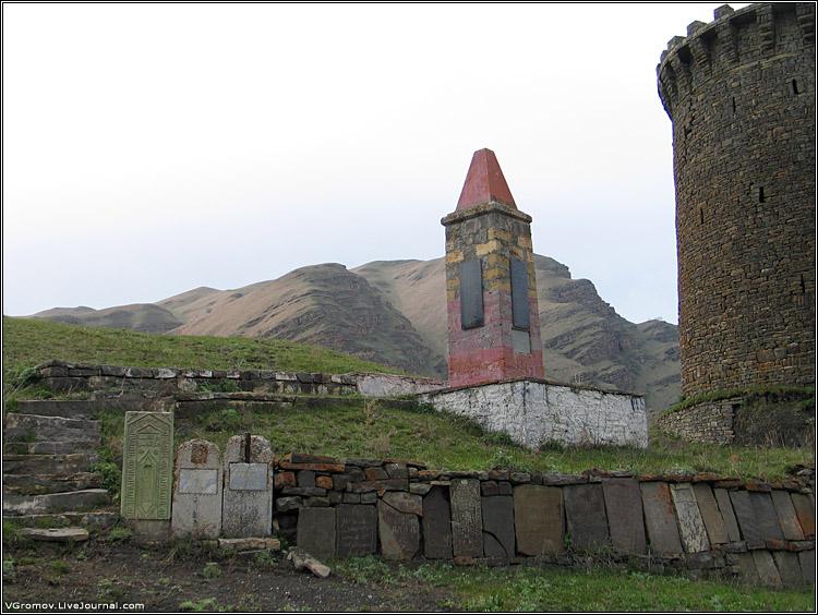 селение-крепость Ицари (Дахадаевский район)