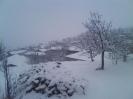 Снежные горы Казбековского района