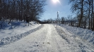 Дорога в селение Гуни