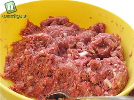 Курзе с мясом