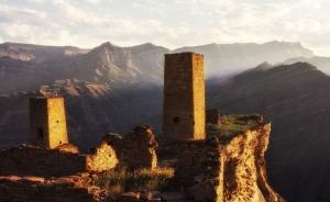 Боевые и сторожевые башни Дагестана, неприступность. 1 часть